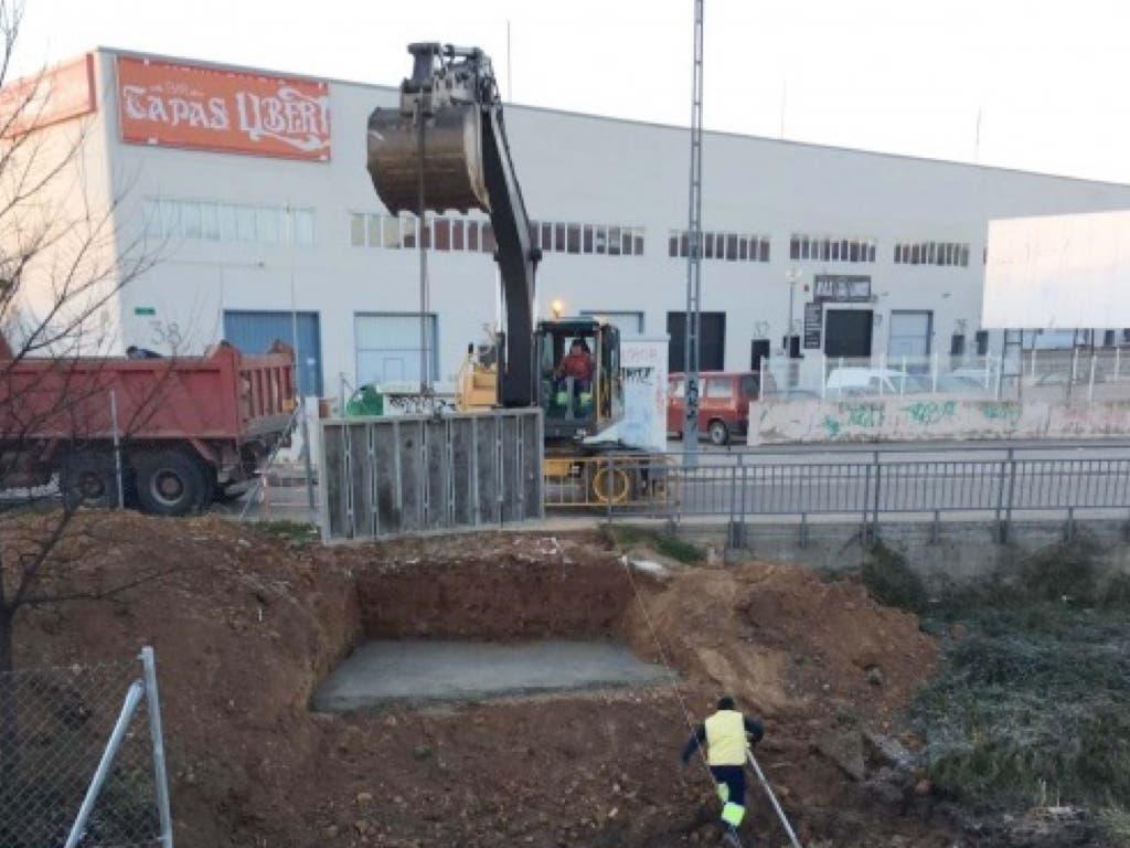 Cabanillas construye un puente peatonalentre el Centro Joven y el Ferial
