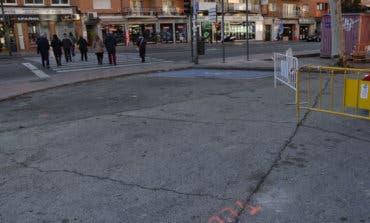 Alcalá de Henares inicia la construcción de dos nuevas rotondas