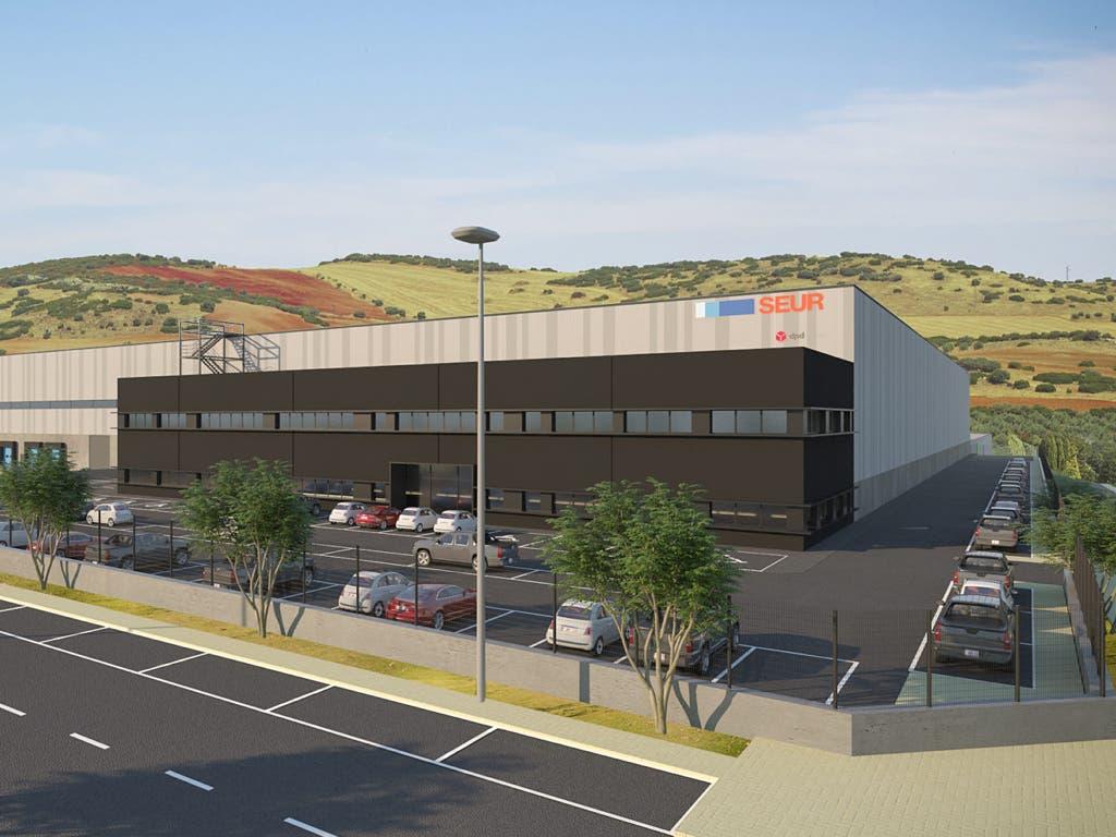 SEUR trasladará a Illescas su almacén logístico de Alcalá de Henares