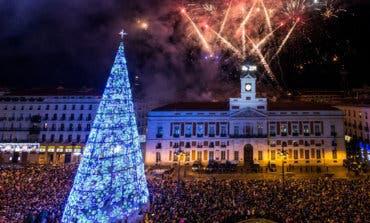 Un vídeo mapping para despedir el año en la Puerta del Sol