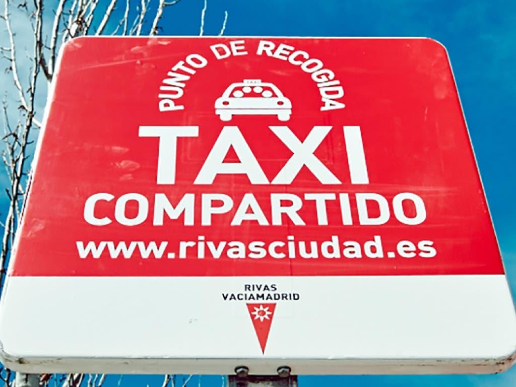 La Comunidad de Madrid multa a Rivas por su servicio de taxi compartido