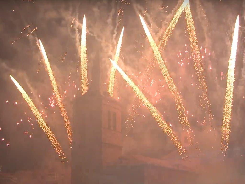 Torrejón volvió a destacar: Cabalgata, espectáculo y cierre de la Puerta Mágica