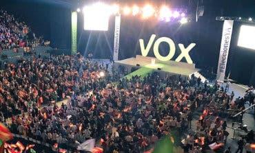 Vox espera«irrumpir con fuerza» en el Corredor del Henares