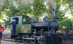El Tren de Arganda comienza su temporada de primavera
