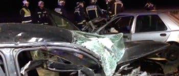 Tres muertos en un accidente de tráfico en Pozuelo del Rey