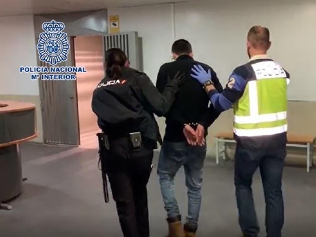 El casero del descuartizador de Alcalá de Henares recibió unWhatsApp de la víctima
