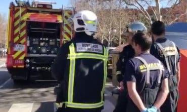 Muere una mujer de 72 años al ser atropellada en Alcobendas