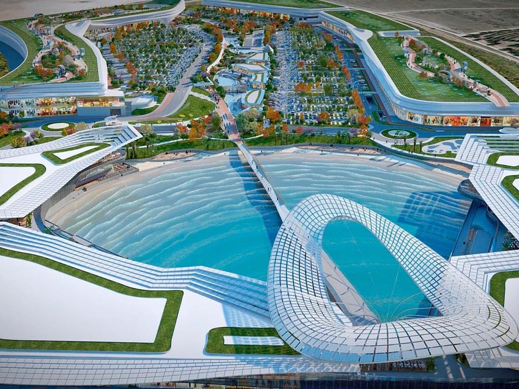 Así será el gran centro comercial proyectado entre Coslada y Vicálvaro