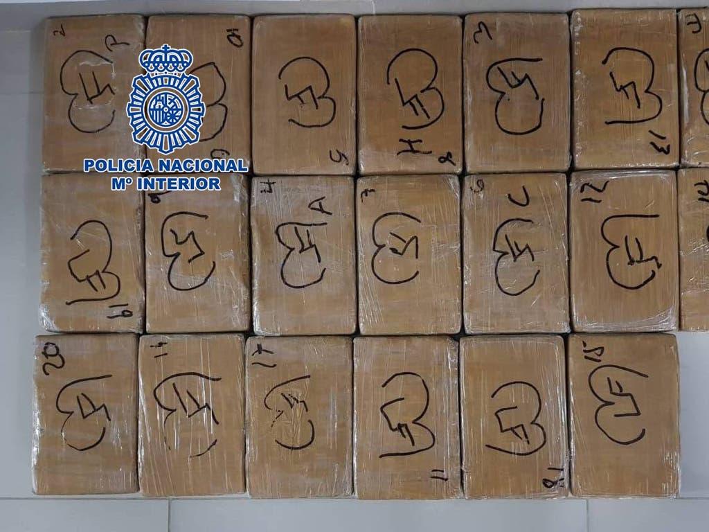 Hallan 400 kilos de cocaína en una nave del Corredor del Henares