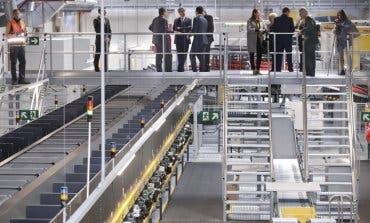 Las nuevas instalaciones de DHL en Barajas crearán 200 nuevos empleos