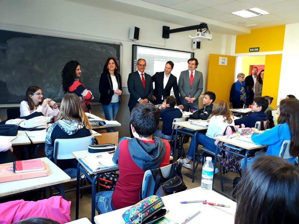 Torrejón tendrá nuevo instituto y un colegio público de educación especial