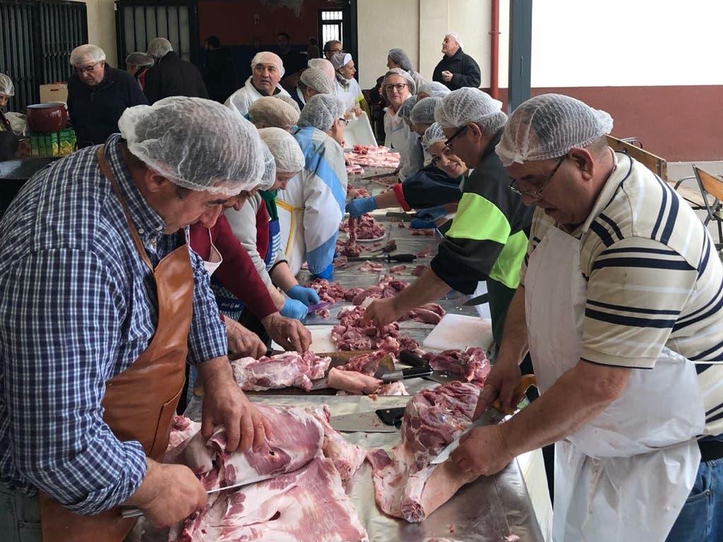 Alcalá de Henares acoge este sábado la tradicional matanza extremeña