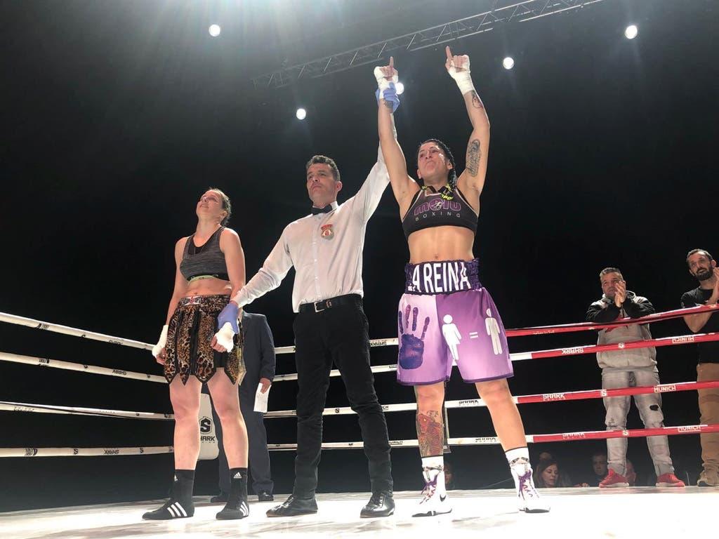 La torrejonera Miriam Gutiérrez, rumbo al Europeo tras su último KO