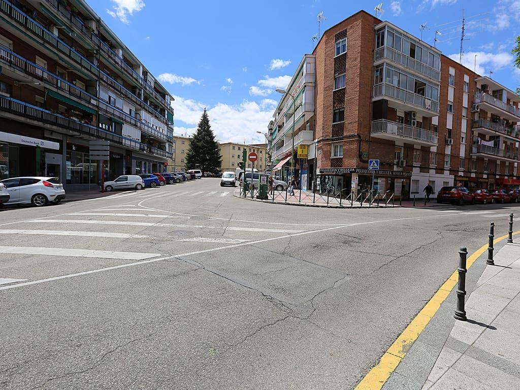 Coslada inicia las obras de mejora del Paseo Dolores Ibárruri y de la Avenida de la Constitución