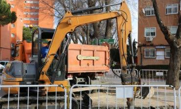 Cortes de tráfico en Coslada durante cuatro semanas por obras del Canal