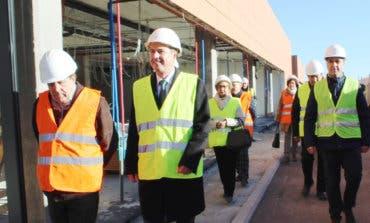 Las obras del Hospital de Guadalajara no estarán terminadas hasta abril de 2021