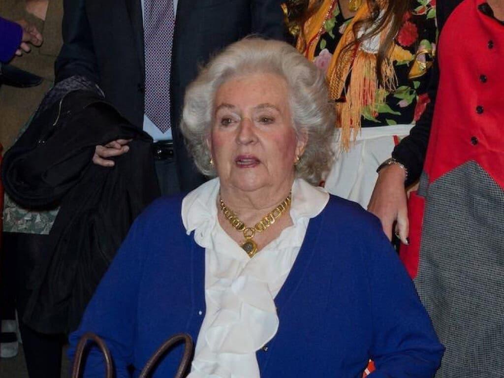 Pilar de Borbón, operada de urgencia en Madrid por un problema intestinal