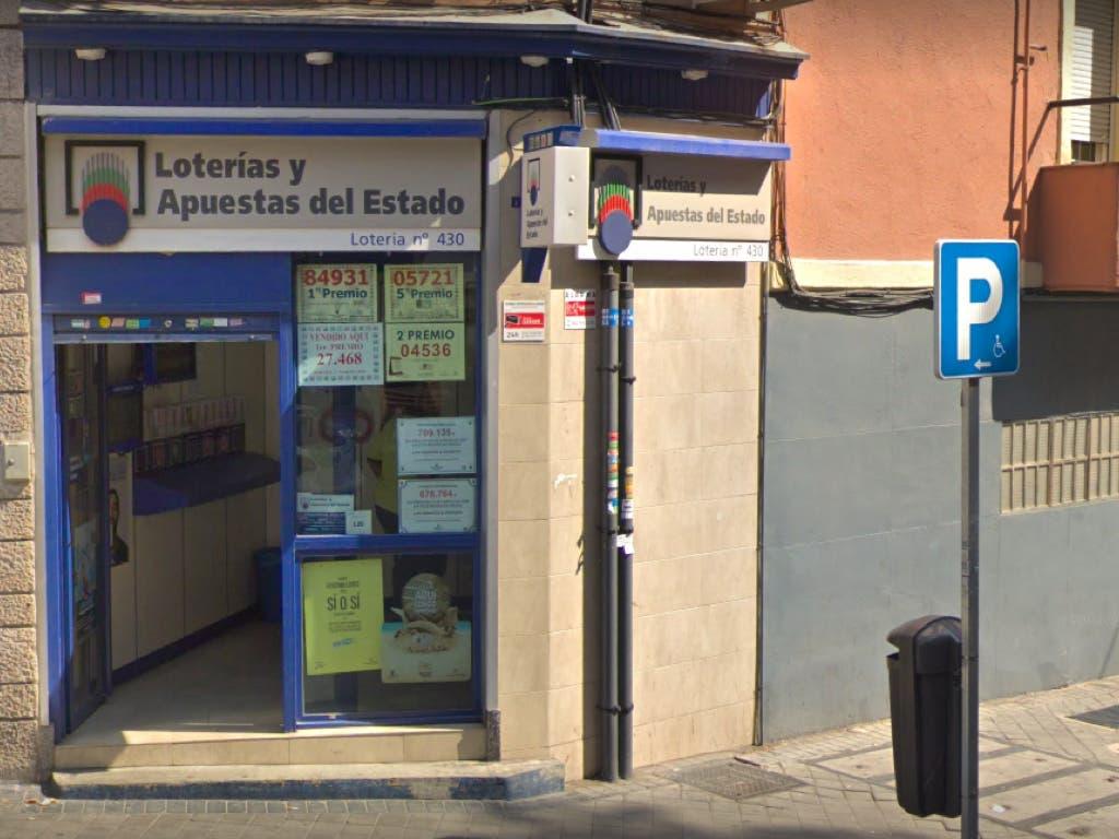 La Primitiva deja más de 21 millones de euros en Madrid