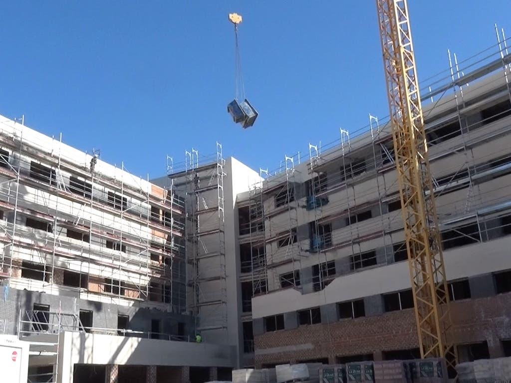 La nueva residencia para mayores de Torrejón abrirá tras el verano