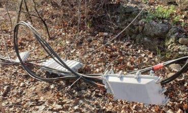 Sin fijo y sin Internet en Villalbilla por un robo de cables