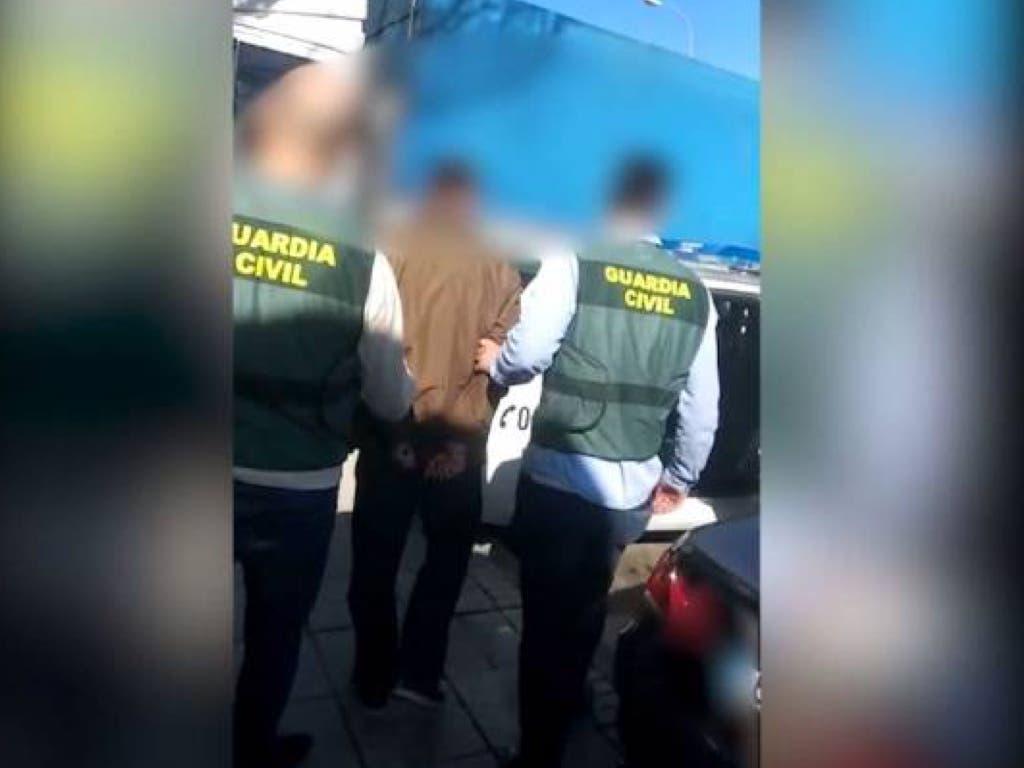 Detenido el violador rumano de Tres Cantos