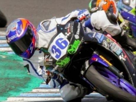 Muere un piloto de 14 años en el Circuito de Jerez