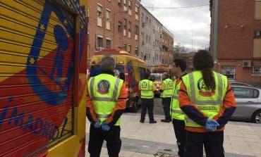 Cinco heriros y siete detenidos en una reyerta entre toxicómanos en Vallecas