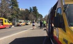 Un corredor sufre un infarto durante una carrera en Madrid