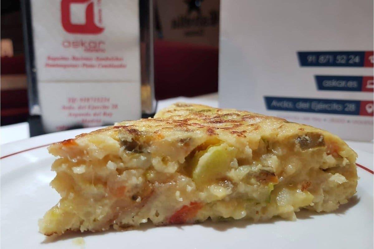 Arganda celebra este fin de semana la Ruta de la Tortilla