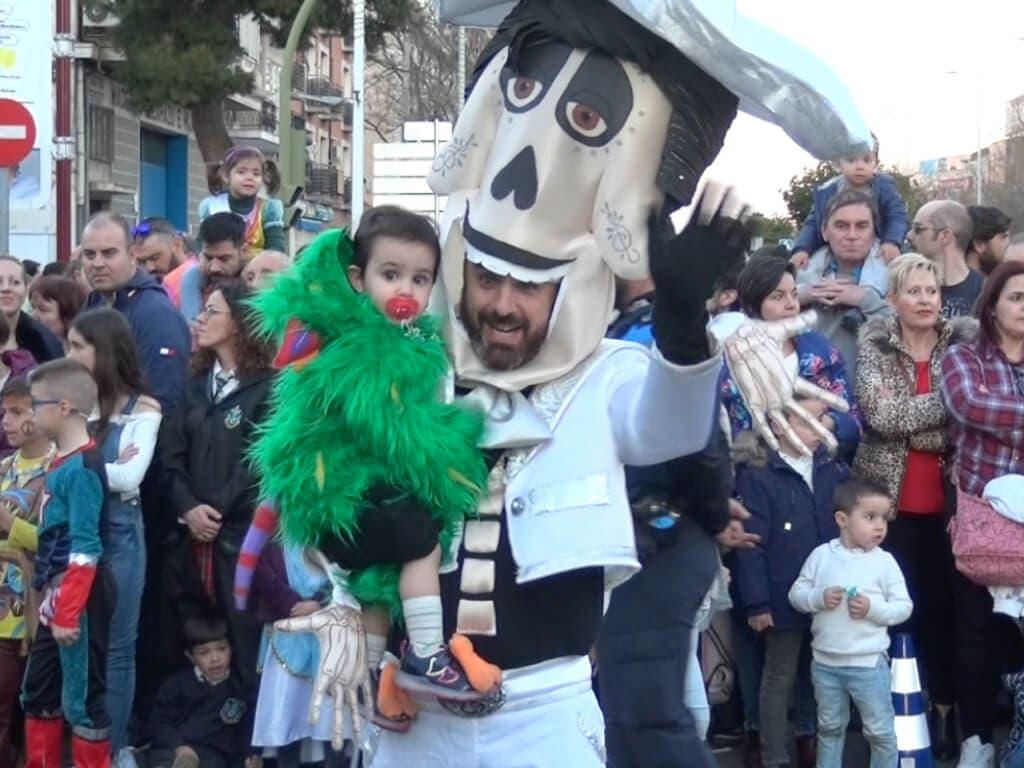 Así fue el gran desfile de los Carnavales de Torrejón