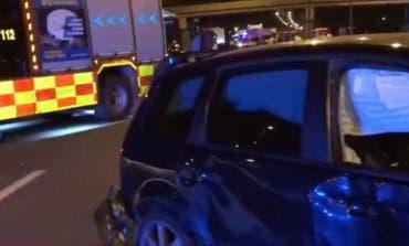 Muere un hombre en un accidente en la A-2, Alcalá de Henares