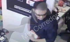 Un hombre atraca con un cuchillo dos gasolineras en Torrejón y San Fernando