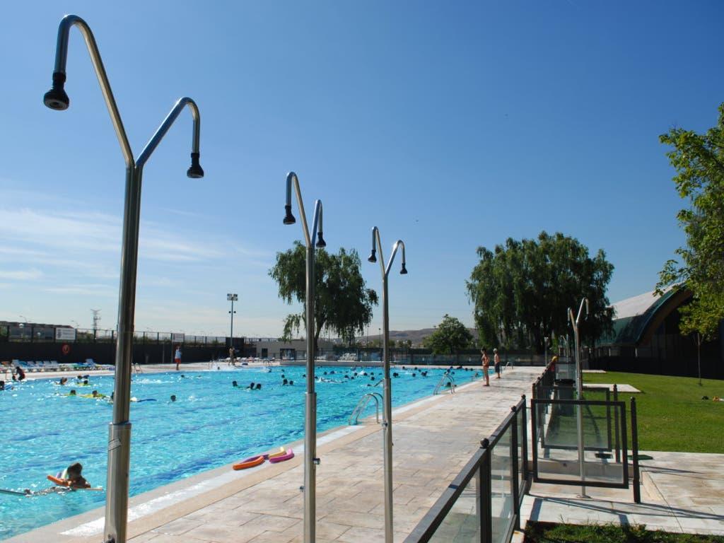 Torrejón estrenará vestuarios en las piscinas de Joaquín Blume