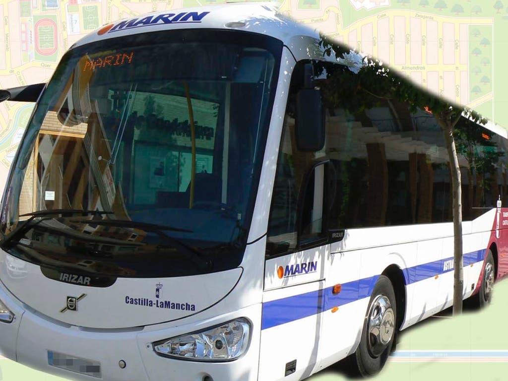 Nuevo servicio de autobuses Cabanillas-Guadalajara