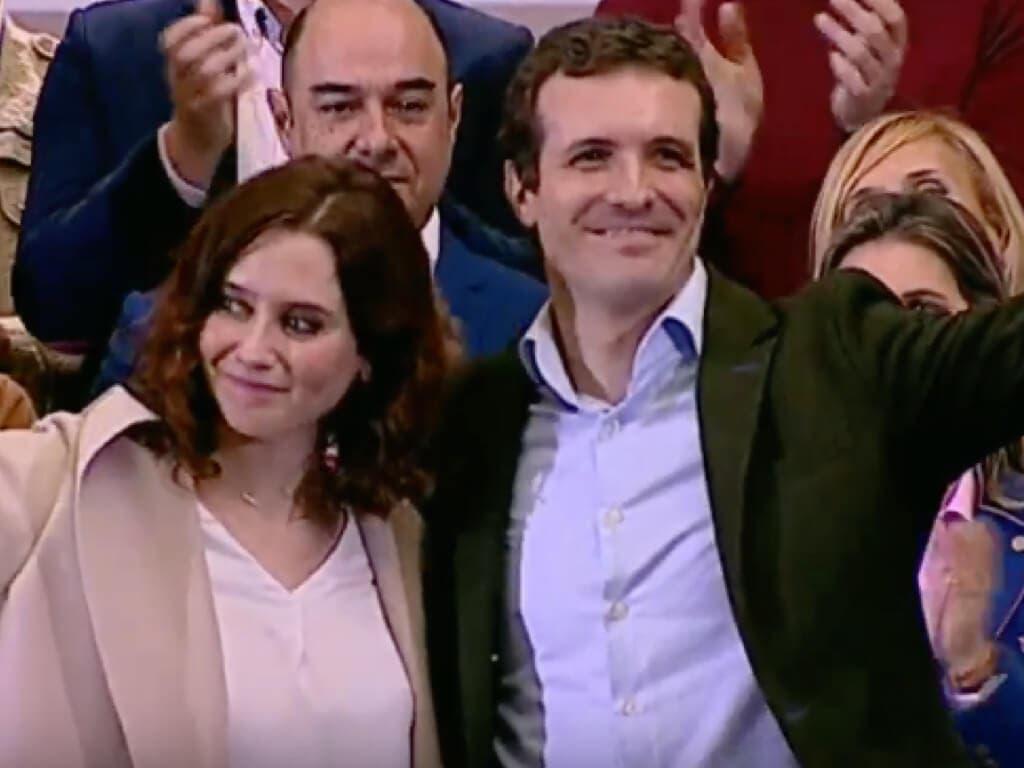 Pablo Casado presenta en Alcalá a los candidatos en el Corredor del Henares