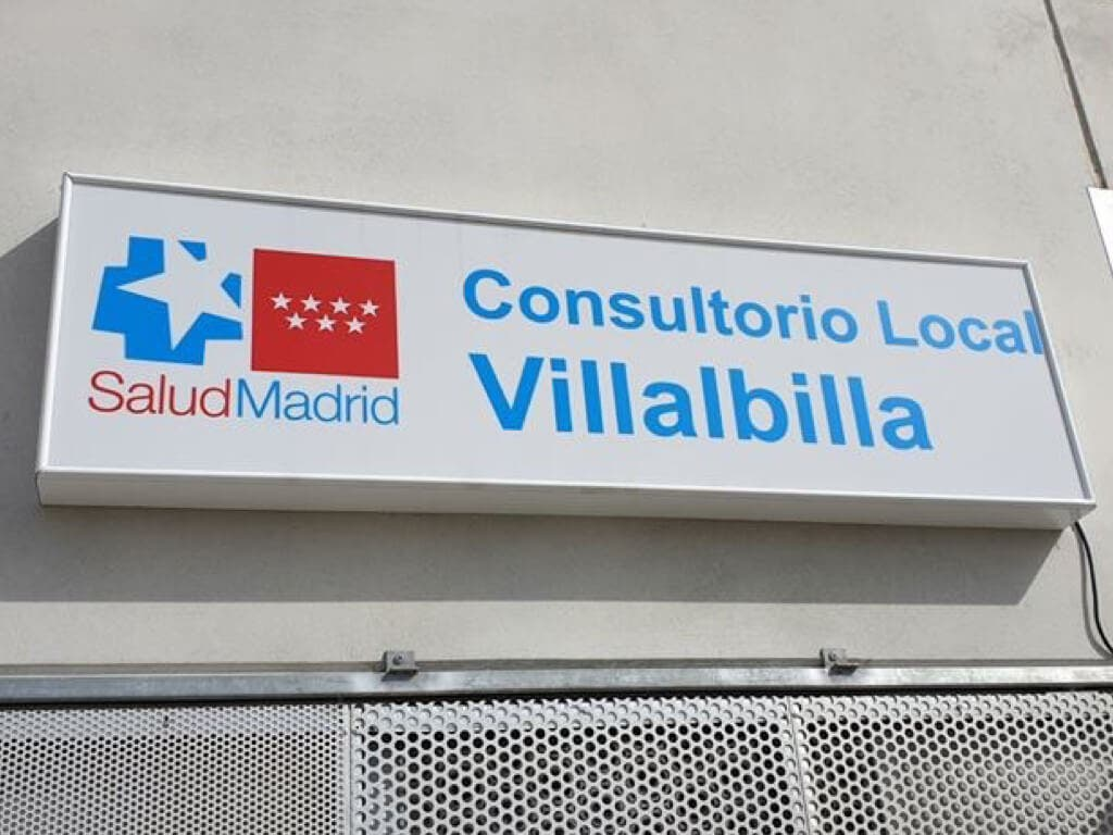 Abierto el nuevo consultorio médico de Villalbilla