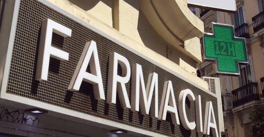 Detenidos dos menas por robar en una farmacia de Hortaleza