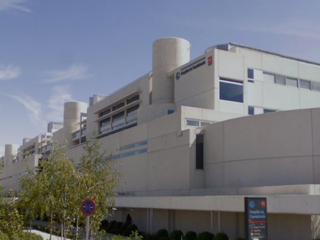 Detenidos tras fingir ser los padres de una bebé en el Hospital de Fuenlabrada