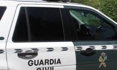 Dos detenidos en Alovera tras robar 50 kilos de cable de cobre