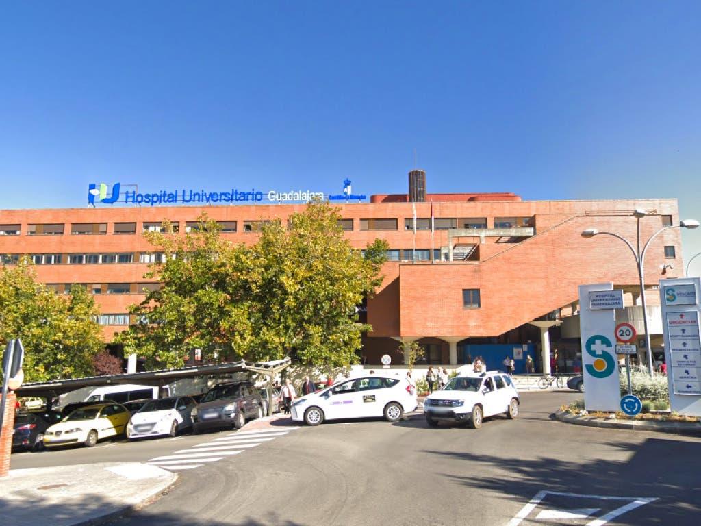 Dos meses de cárcel por agredir a un enfermero de Hospital de Guadalajara