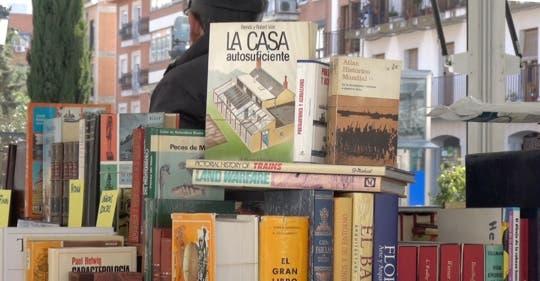 La Plaza Mayor de Torrejón acoge la Feria del Libro hasta el 7 de abril