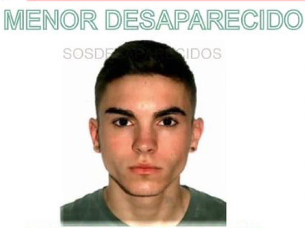 Urgente: Buscan a un menor desaparecido el 7 de marzo en Torrelodones