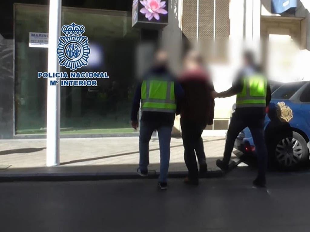 Detenidas 48 personas en Madrid y otras provincias por estafas con el timo del Nazareno