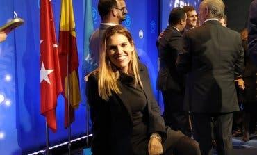 Judith Piquet, candidata del PP a la alcaldía de Alcalá de Henares