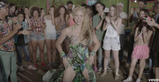 Shakira niega ante el juez en Madrid que plagiara La Bicicleta