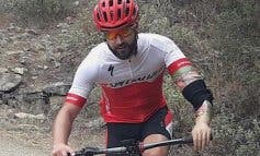 Nuevo éxito para el ciclista de Torrejón que perdió un brazo en un accidente laboral