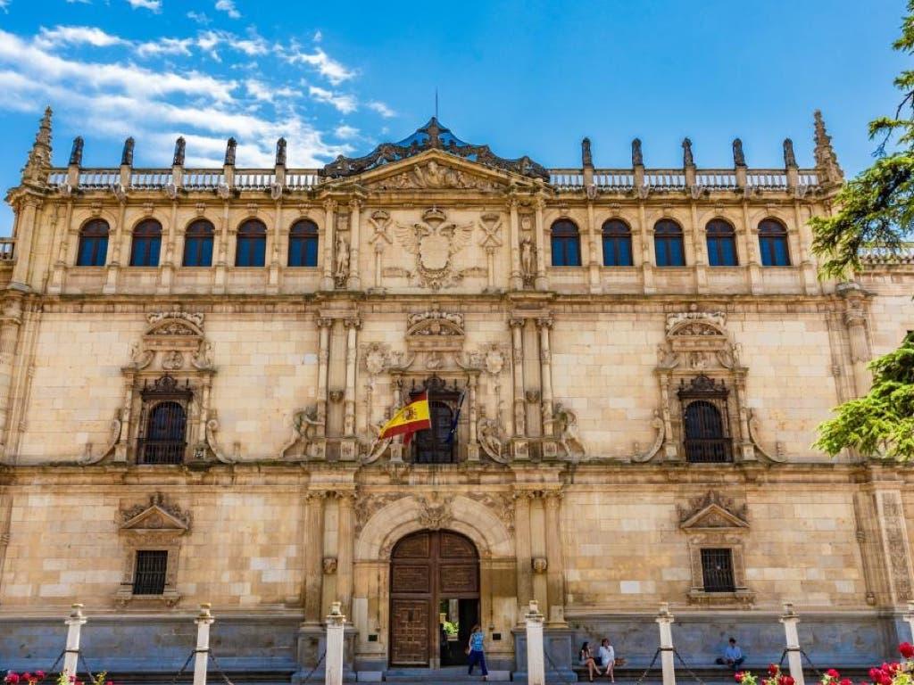Declarada BIC la Manzana Fundacional Cisneriana de la Universidad de Alcalá de Henares