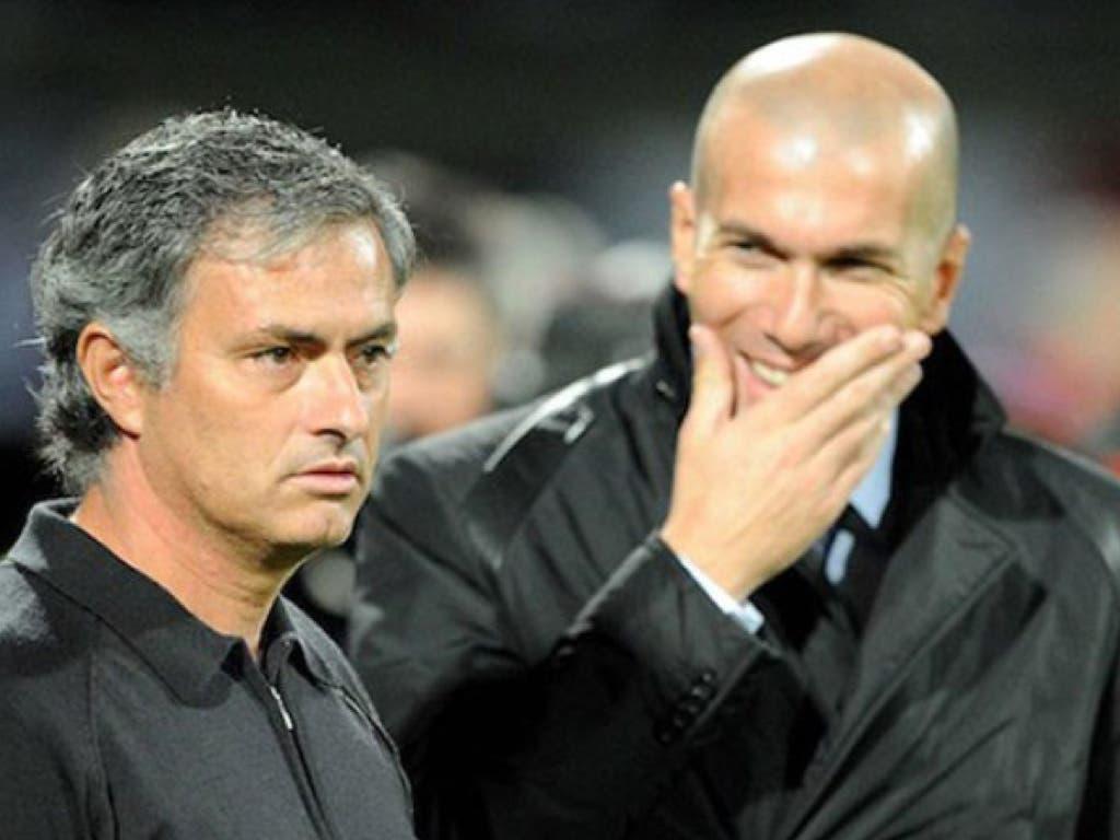 El Real Madrid busca sustituir a Solari: ¿Zidane oMourinho?