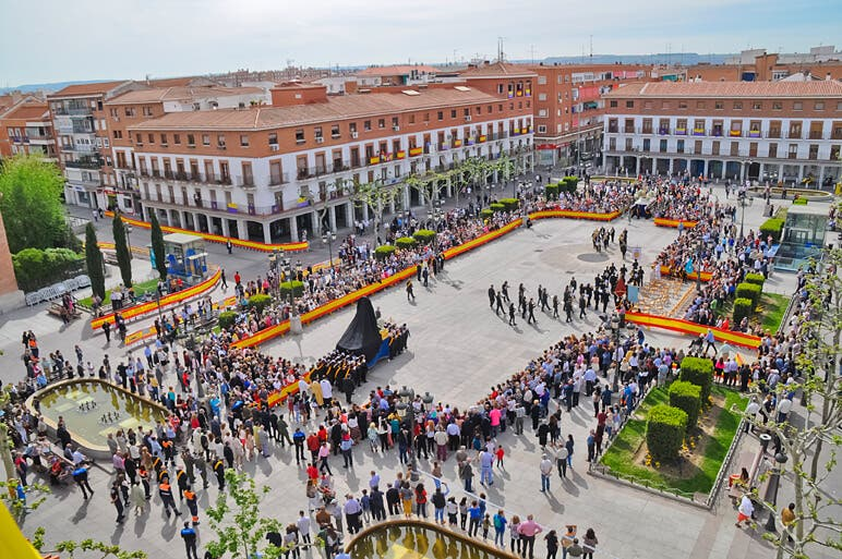 Torrejón celebrará su Semana Santa del 6 al 21 de abril