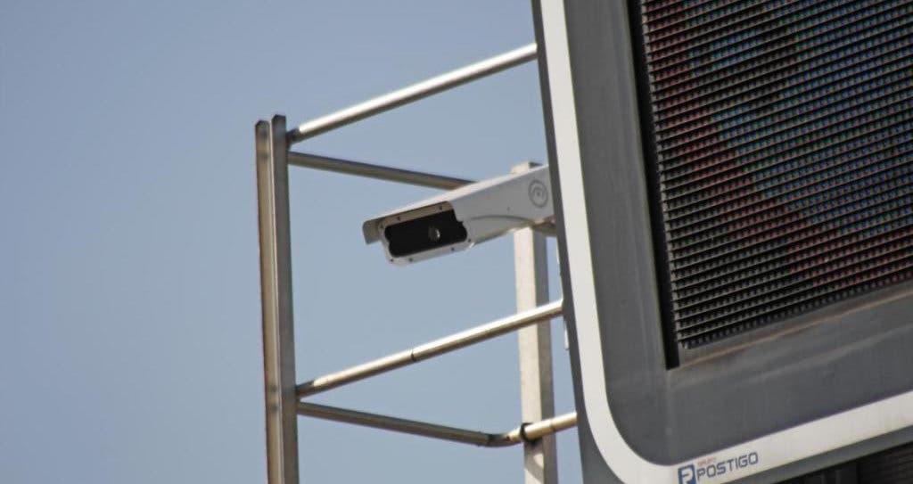 Las cámaras de la DGT controlarán el uso del móvil esta Semana Santa